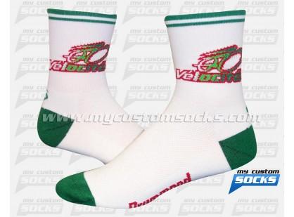 Celo Cite Green Socks