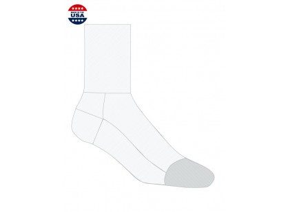 Seamless Toe Socks