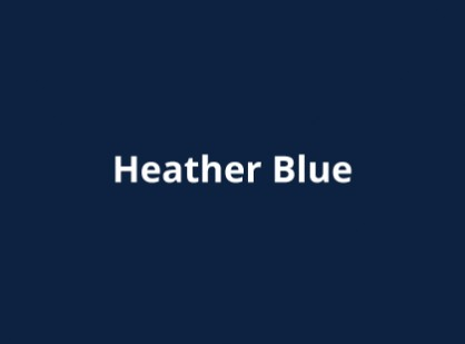 Heather Blue