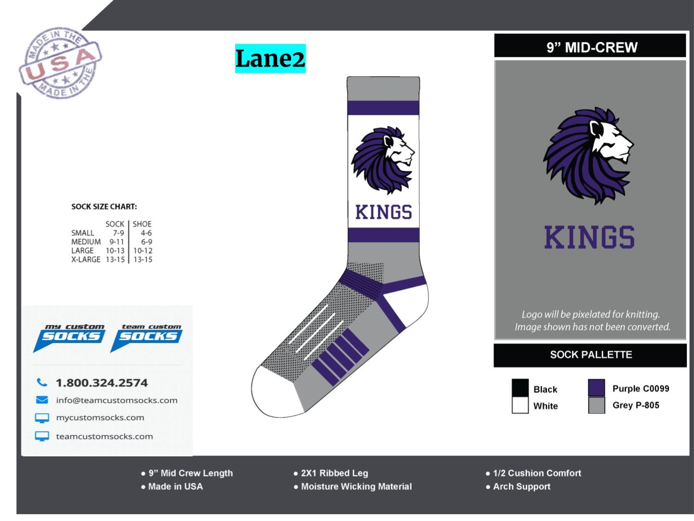 Lane County Kings