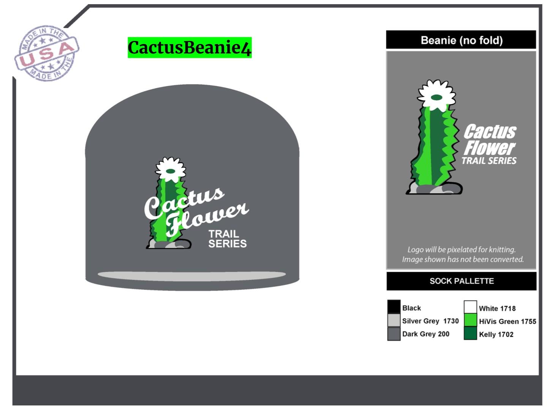 Cactus Flower Trail Series