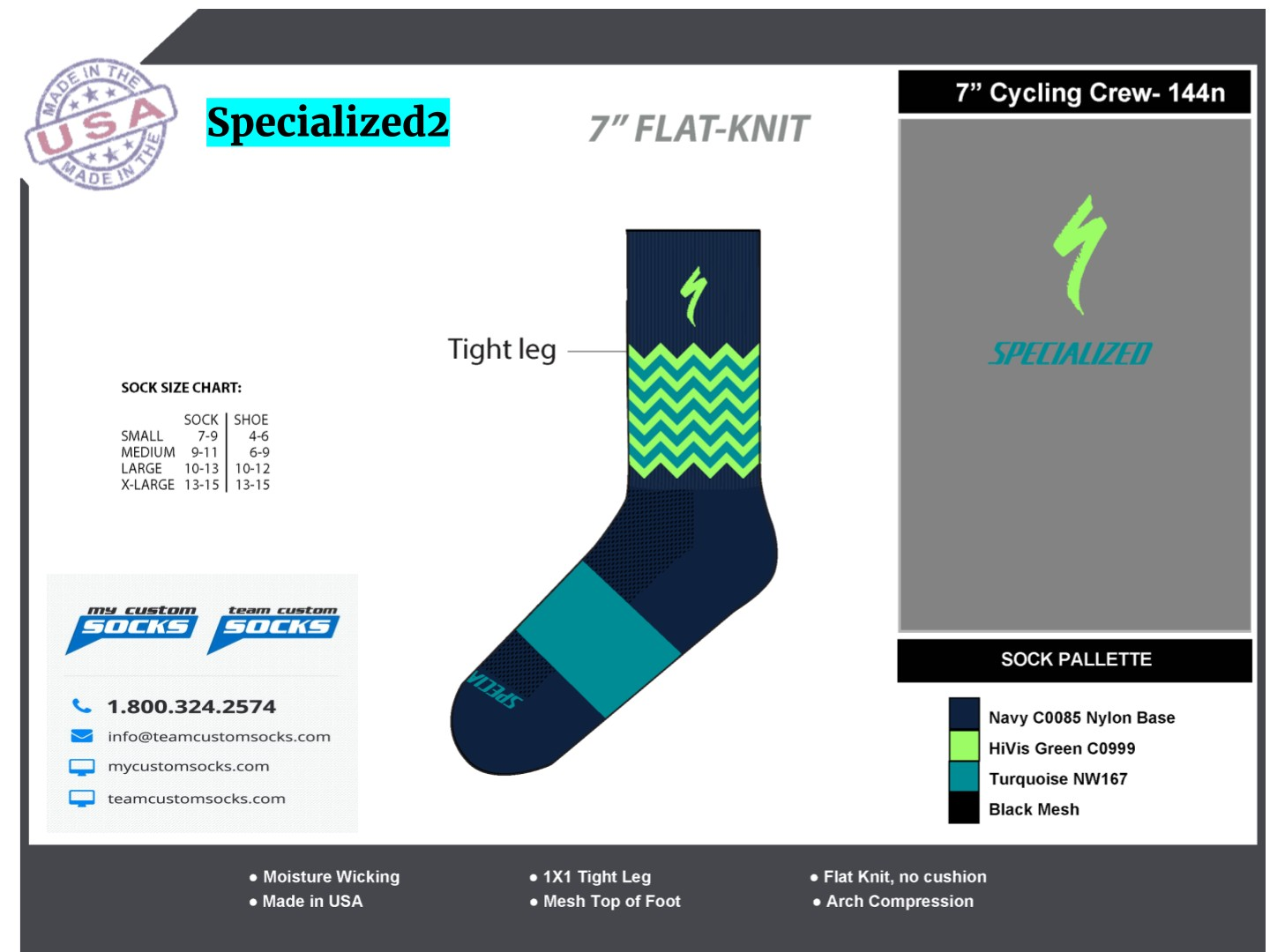 Specialized LaCourse
