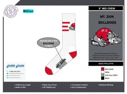 Score Sports - Mt. Zion Bulldogs