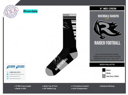 Score Sports - Riverdale Raiders