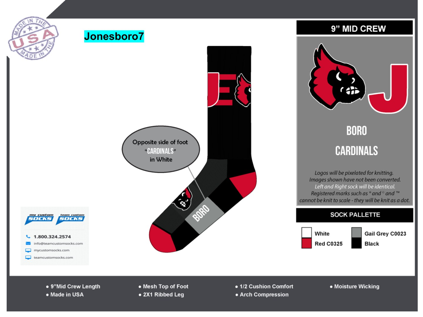 Score Sports - Jonesboro High School