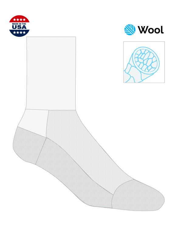 Wool - Team Custom Socks