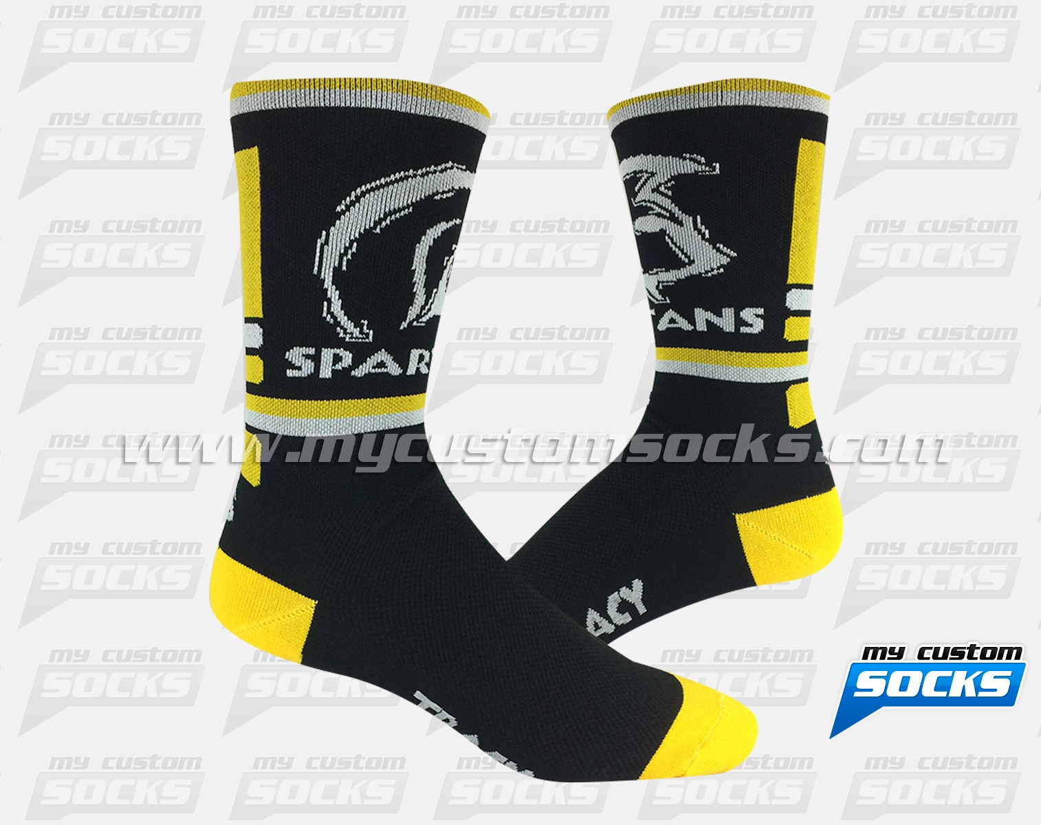 Tracy Spartans black