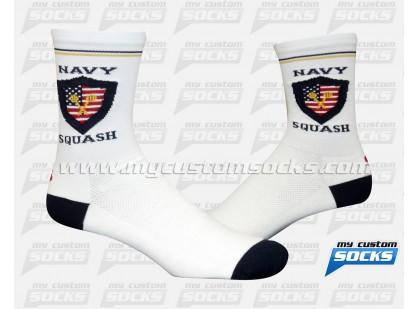 Navy Squash Seals