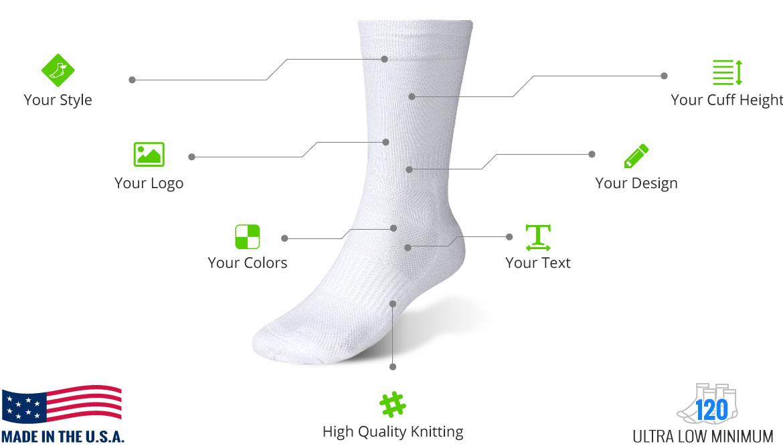 Team Custom Socks - Team Custom Socks